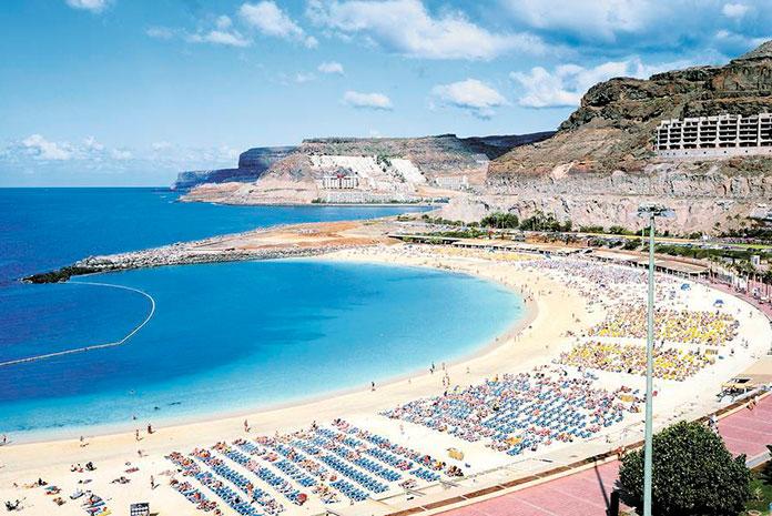 Gran Canaria - wyspa pełna atrakcji