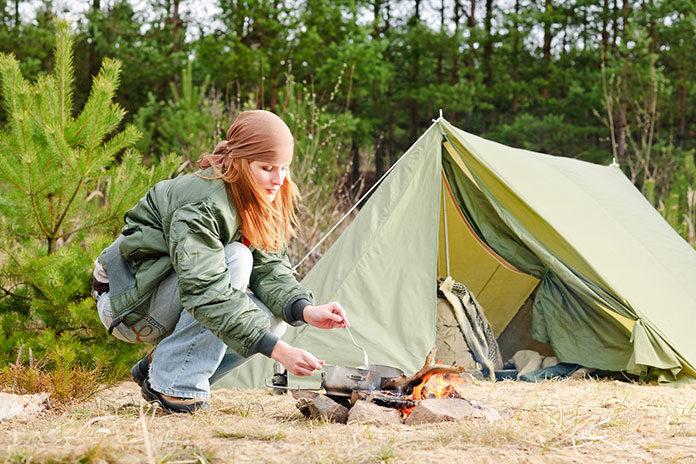 Wybieramy się latem z namiotem w góry - co zabrać?