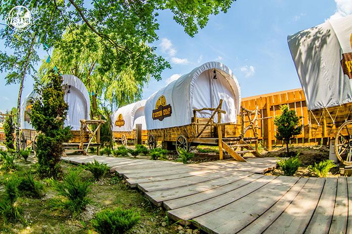 Western Camp - nocleg będący marzeniem każdego dziecka i nie tylko!